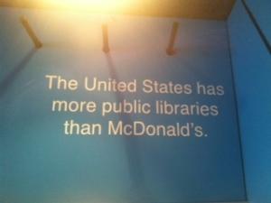 libraries vs mdds